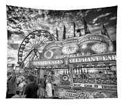 An Old Fashioned Carnival Tapestry