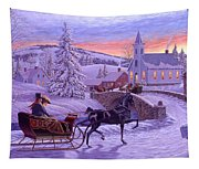An Old Fashioned Christmas Tapestry