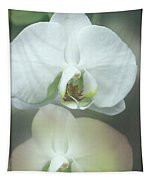 An Orchid For You Tapestry