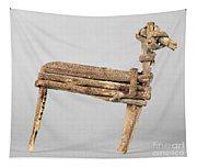 Anasazi Split-twig Figure Tapestry