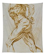 Anatomical Study Tapestry