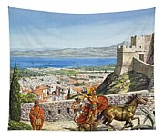 Ancient Corinth Tapestry