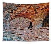 Ancient Ruins Mystery Valley Colorado Plateau Arizona 05 Tapestry
