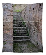 Ancient Stairs Rome Italy Tapestry