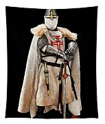 Ancient Templar Knight - 02 Tapestry