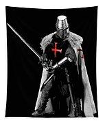Ancient Templar Knight - 05 Tapestry