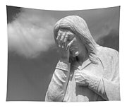 And Jesus Wept II Tapestry
