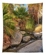 Andreas Canyon Babble Tapestry
