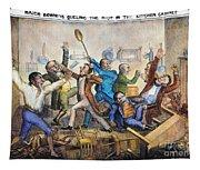Andrew Jackson (1833) Tapestry