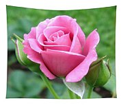Angel Face Rose Tapestry