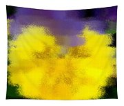 Angel Faced Petunia Tapestry