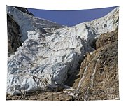 Angel Glacier Tapestry