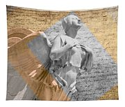 Angel Over  Washington Tapestry