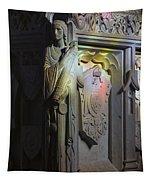 Angelic Escort Tapestry