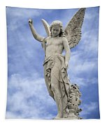Angelic Peace And Beauty Tapestry