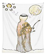 Angelita Blanco Tapestry