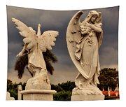 Angels In Havana Tapestry