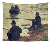 Anglers Tapestry
