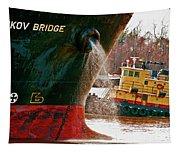 Anichkov Bridge Tapestry