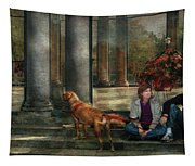 Animal - Dog - Hello There Tapestry