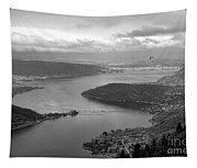 Annecy Lake Tapestry