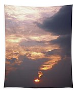 Another California Sunset Tapestry