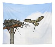 Another Twig For The Nest Tapestry