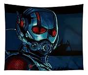 Ant Man Painting Tapestry