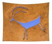 Antelope Petroglyph Tapestry