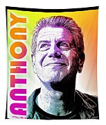 Anthony Tribute Tapestry