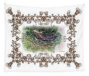 Antique Baby Carriage Tapestry