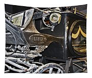 Antique Hearse Tapestry