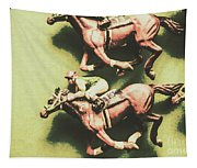 Antique Race Tapestry