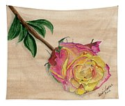 Antique Rose Tapestry