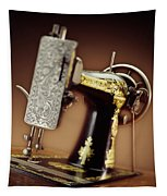 Antique Singer Sewing Machine 2 Tapestry