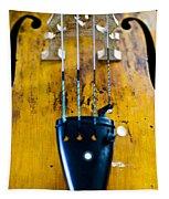 Antique Violin Tapestry