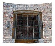 Antique Window Tapestry