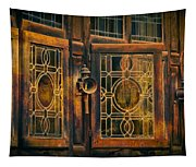 Antique Windows Tapestry