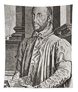 Antoine Perrenot De Granvelle, 1517 To Tapestry