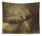 Antonio Stradivari Tapestry
