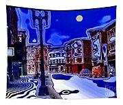 Antonio's Dream Tapestry