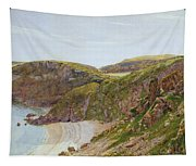 Antsey's Cove South Devon Tapestry
