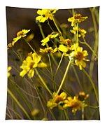 Anza Borrego Desert Sunflowers 1 Tapestry