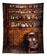 Apothecary - Just The Usual Selection Tapestry