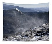 Appalachian Trail - Franconia Ridge-white Mountains New Hampshire Tapestry