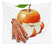 Apple Cinnamon Tapestry