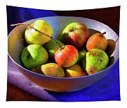 Apples And Pears Tapestry