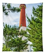 Approach To Barnegat Light Tapestry