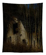 Approaching Darkness Tapestry
