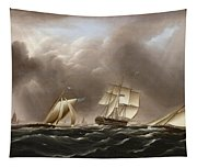 Approaching Squall Tapestry